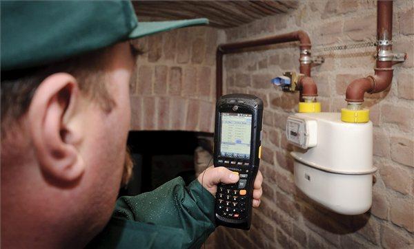 Gázfelülvizsgálati mérés